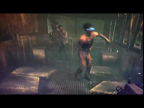 Black Ops 2 Zombie Glitch with musical emphasis added!