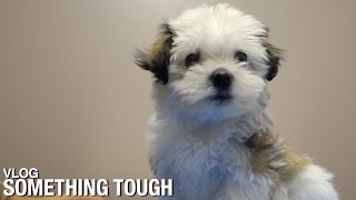 Something Tough - VLOG - January 6-8 Thumbnail