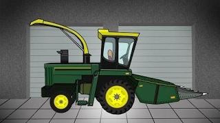 कृषि मशीनरी | निर्माण | गेराज | कृषि मशीनरी - हार्वेस्टर