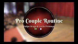 Baixar Savoy Cup 2019 - Pro Couple Routine - Felipe Braga & Lucile Pinteaux