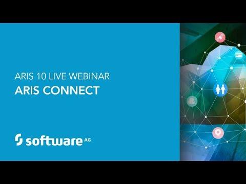 ARIS 10 Live Webinar - ARIS Connect