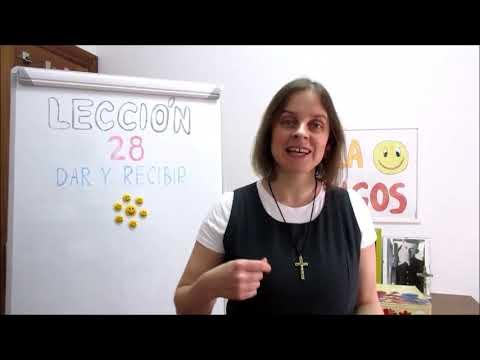 Hola amigos - 28. lekce španělštiny s misionářkou