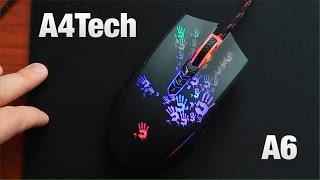 A4Tech Bloody A6 Мышь Для Игр