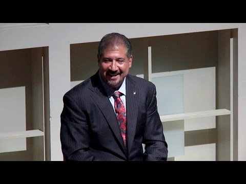 EY CEO Mark Weinberger: Build a diverse team for a diverse world