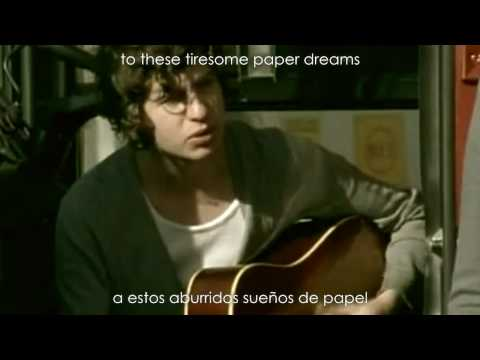 NAVHY: The Kooks - She Moves In Her Own Way (subtitulado español - inglés)