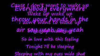JLS - Eyes Wide Shut Lyrics and Download Link