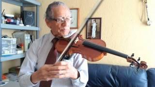 El Vuelo del Abejorro. Clases tecnicas de violin. ViolinOrbit. Guadalajara, Jalisco, Mexico.