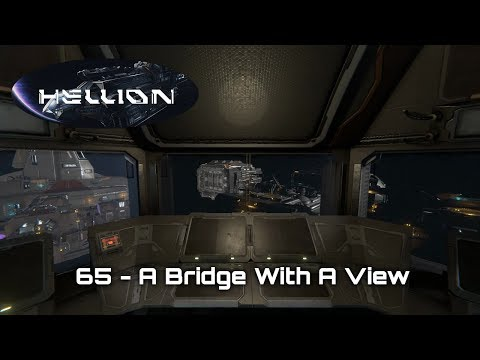 HELLION - 65 - A Bridge With A View