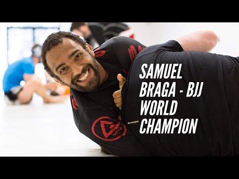VideoCast - with Black Belt Jiu Jitsu World Champion Samuel Braga.