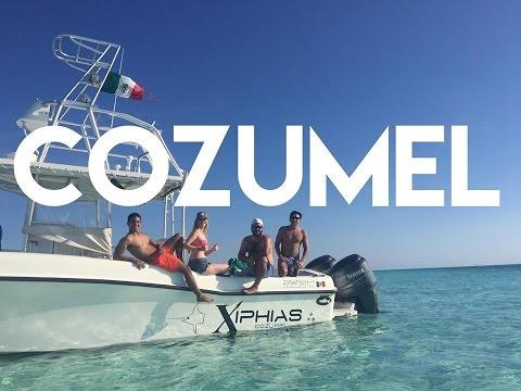 Isla Cozumel: Bienvenidos al paraíso