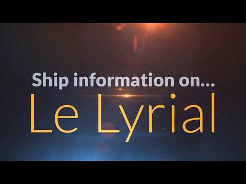 Ship information video - Le Lyrial - Ponant Cruises