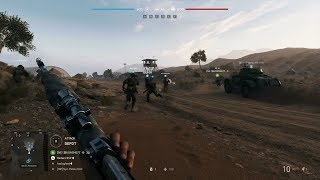 Battlefield 5 Conquest Gameplay (No Commentary)