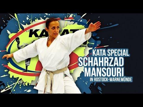 Kata Lehrgang Special Mit Schahrzad Mansouri In Rostock-Warnemünde