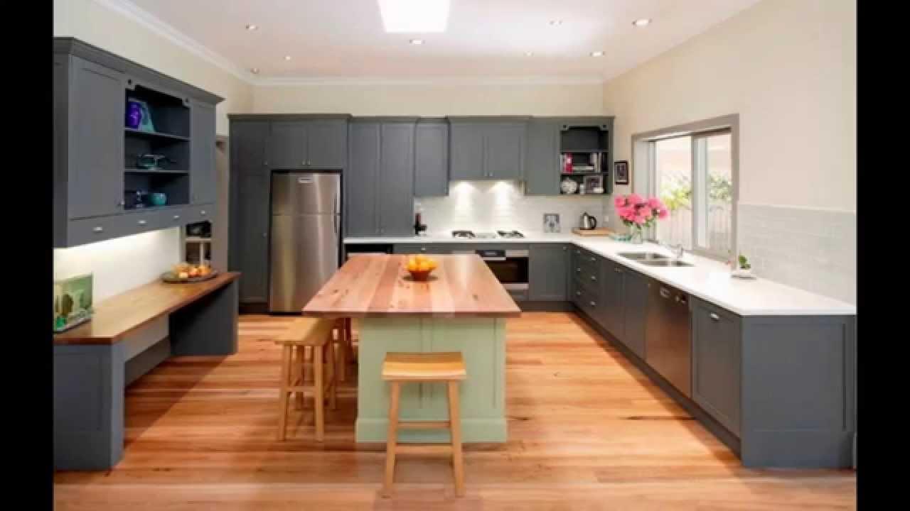 Refinishing Kitchen Cabinets, Refinish Kitchen Cabinets - YouTube