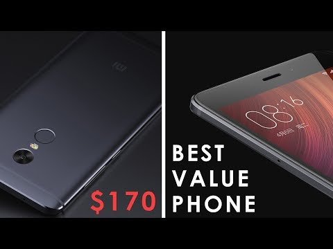 BEST VALUE Android Smartphone July 2017 - 170$