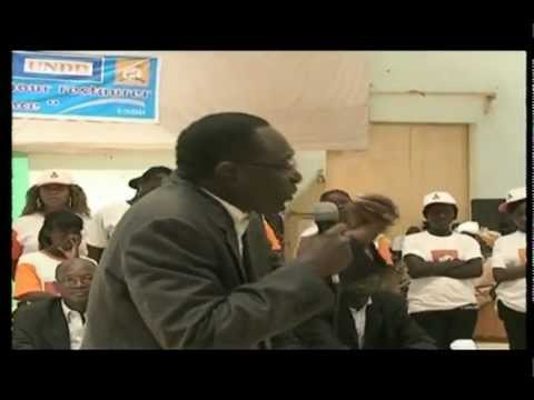 Burkina Faso    Le pacte transversal par Hermann Yaméogo