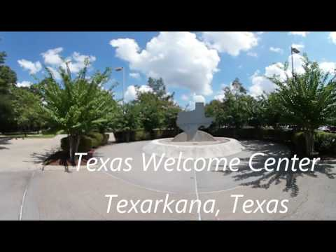 Texas Visitor Welcome Center