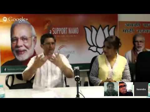 NaMoConnect with Shri Sanjay Kaul
