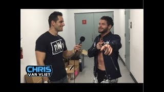 Baixar Evan Bourne: Why he said no to the Cruiserweight Classic, signing with TNA, wrestling for NJPW, more