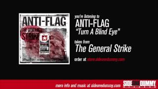 Anti-Flag - Turn A Blind Eye