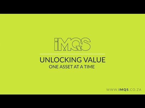 IMQS Videographic: Infrastructure Lifecycle Asset Management