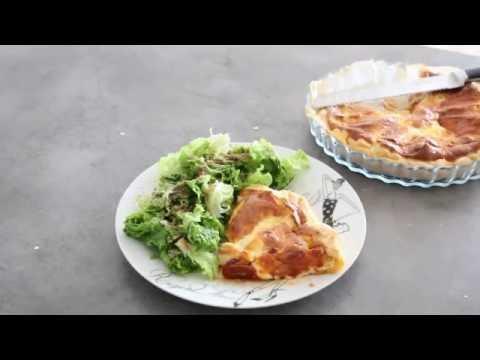 cuisine-:-quiche-tomate-mozzarella