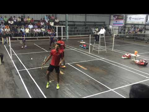 Kerela State Mens Doubles Finals | Cochin Tournament