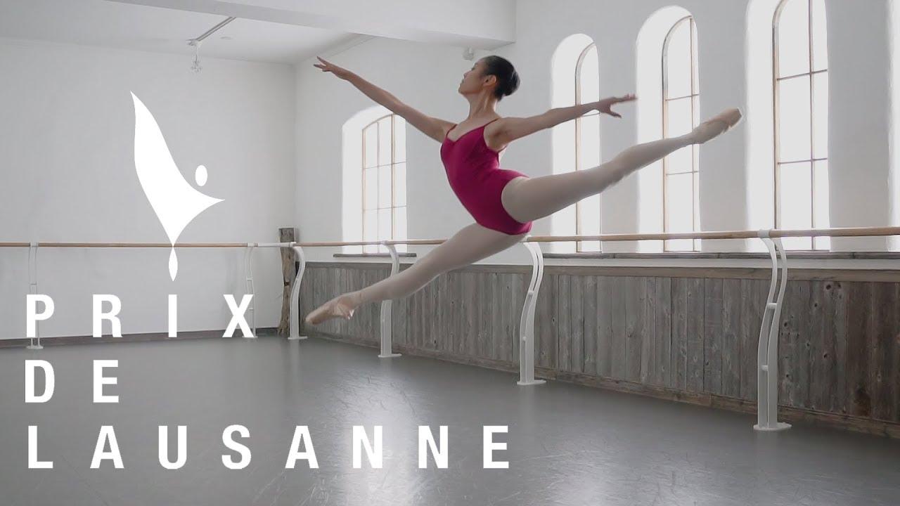 チャコット Prix de Lausanne 2017-2018 Autumn & Winter - YouTube