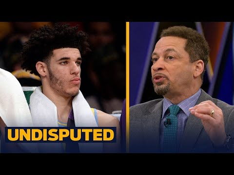 Chris Broussard explains Lonzo Ball isn't living up to the Lakers, Magic's expectations | UNDISPUTED