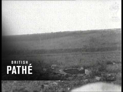 British Tommies On The Somme (1916)