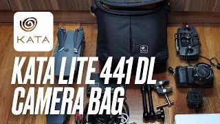 Kata Lite 441 DL Camera Bag - …