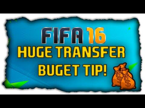 Fifa 16 - Career Mode - Increase Transfer Budget Glitch!