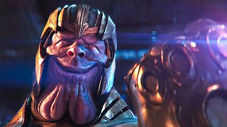 Infinity War but it's awkward