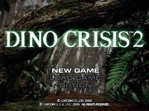 PSX Longplay [155] Dino Crisis 2