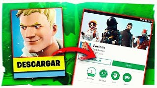 ¡ R Fortnite En Android Para Dispositivos No Compatibles O Gama Media! Fortnite Android 2019