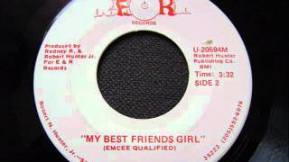 Emcee Qualified - My Best Friends Girl 1986