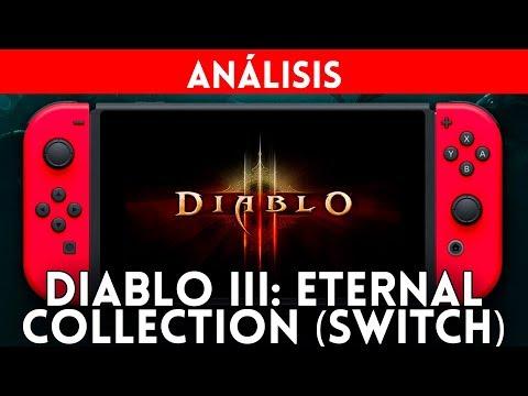 ANÁLISIS DIABLO 3 ETERNAL COLLECTION para NINTENDO SWITCH - Una GRAN CONVERSIÓN de un CLÁSICO