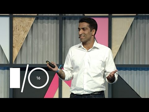 Building for billions on Android - Google I/O 2016