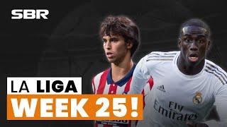 ⚽ La Liga Week 25 Football Match Tips, Odds, And Predictions