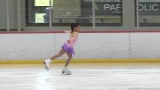 Risa Ice House Basic Skills Competition 2018 Figure Skating
