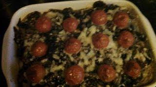Veggie Sausage Quiche