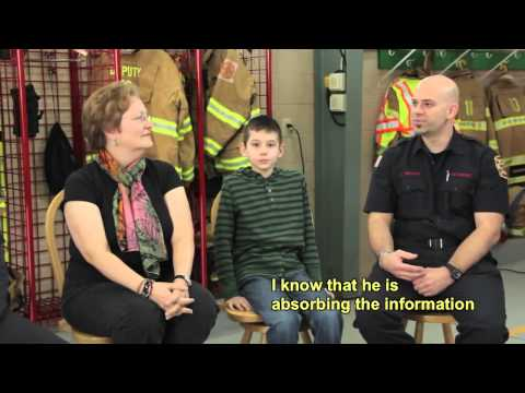 Autism and First Responders  Seeing Beyond the Smoke