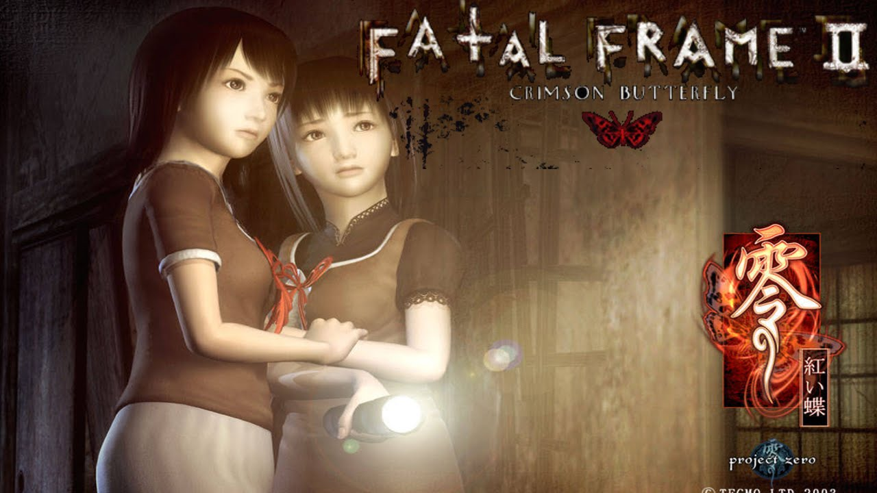 Fatal Frame 2: Crimson Butterfly [Part 8] Mio & Mayu\'s Promise ...