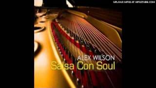 by freddy records - ALEX WILSON & THE SALSA CON SO - Rio De Janeiro Blue