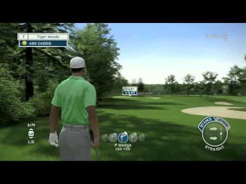 "Tiger Woods PGA Tour 13 ""Stance/Draw/Fade"" Trailer"