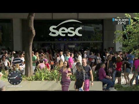 Nova opção de lazer em SP tem atrações culturais e mirante para a cidade | SBT Notícias (30/04/18)
