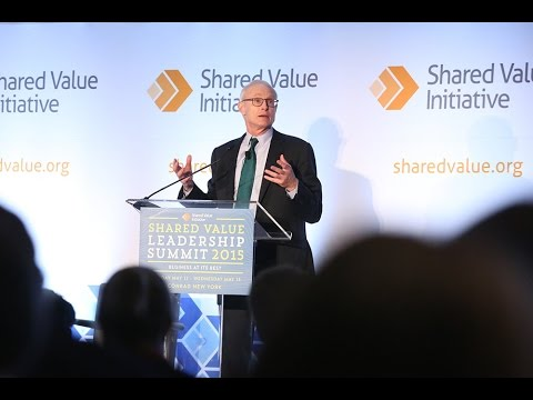 Shared Value as Corporate Strategy