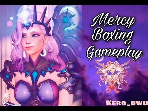 Mercy boxing gameplay