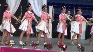 Nkauj Hmoob Ywj Pheej Competed @ Hmong American New Year 2014   Metro Dome/Minneapolis, MN