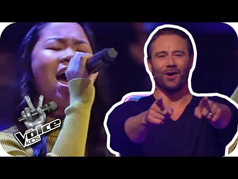 Sia - The Greatest (Kayan, Lina Ashley) | Battles | The Voice Kids 2017 | SAT.1